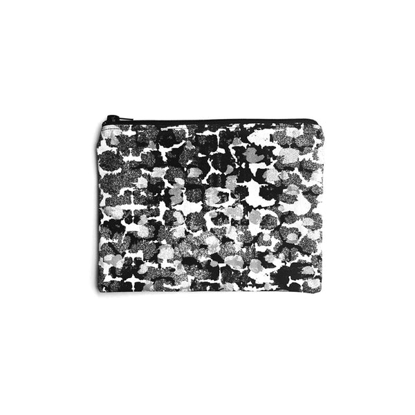 Pouch (Large) With Torto B&W Pattern - OlaOla