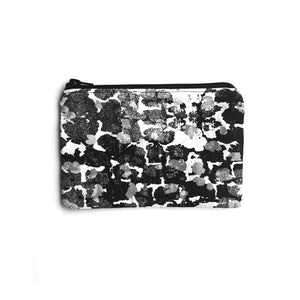 Pouch (Medium) With Torto B&W Pattern - OlaOla