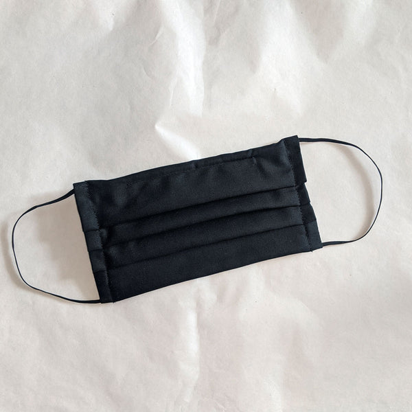 Reusable Pleated Fabric Face Mask with Filter Pocket *PRE-ORDER* - OlaOla