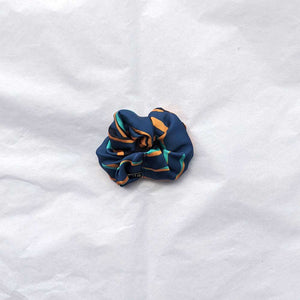 Mini Scrunchies in Silk Satin & Velvet