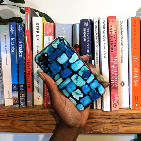 Phone Case with Geo Pattern For iPhone, Samsung & Google - OlaOla