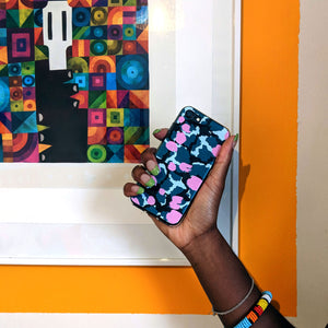Phone Case with Torto Pattern For iPhone, Samsung & Google - OlaOla