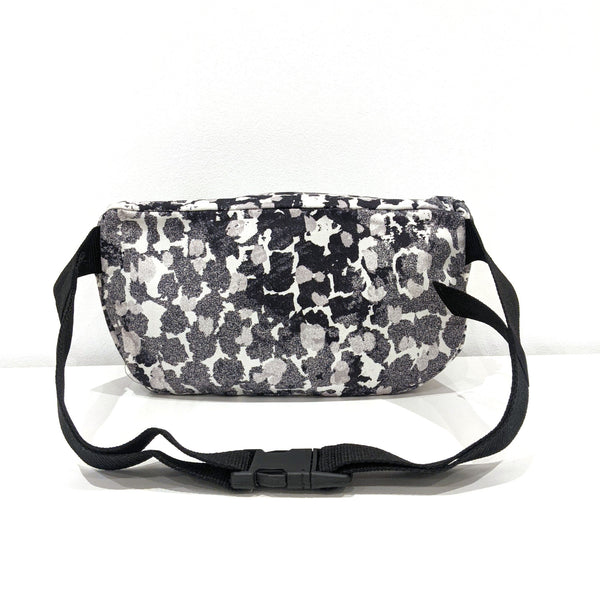 Large Bum Bag in Torto BW Pattern (SAMPLE)