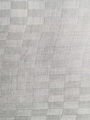 100% Milk Fiber Chess Fabric #17