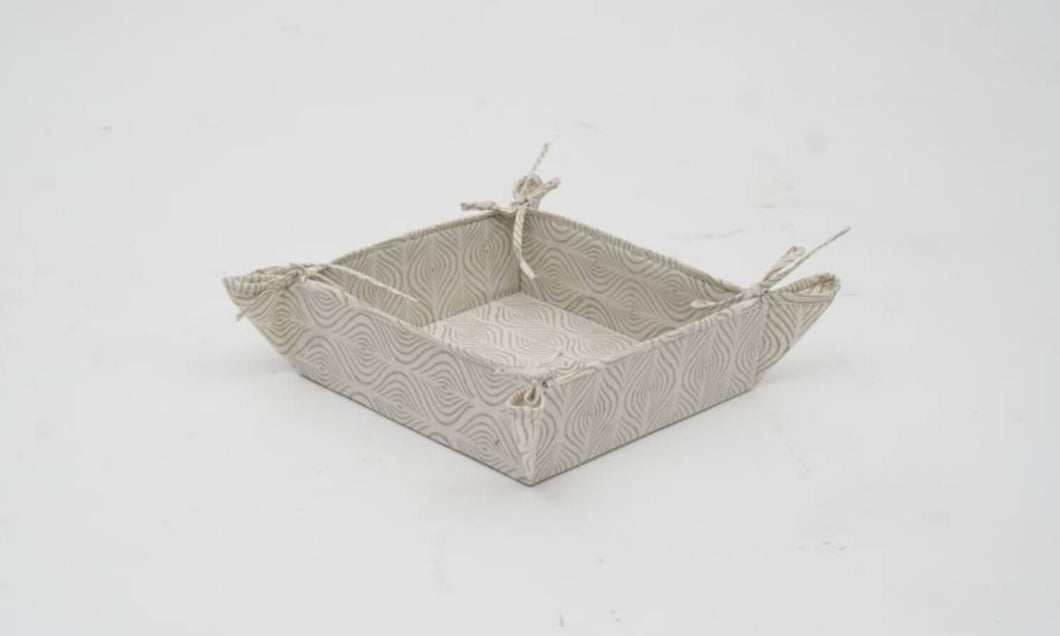 Bread Basket Hand Block Printed Cotton