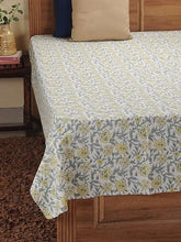 Load image into Gallery viewer, Bed Cover Hand Block Printed Cotton