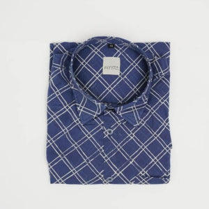 Block Printed Full Sleeve Shirt Pure Cotton