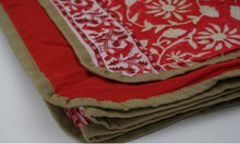 Load image into Gallery viewer, Single Side Hand Block Printed Cotton Dohar