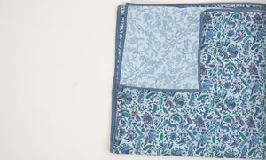 Double Sided Cotton Hand  Block Printed Dohar