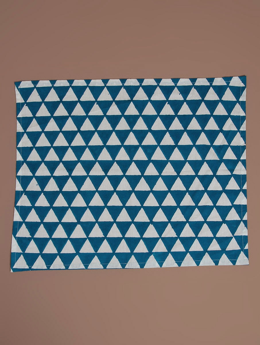 Napkin Hand Block Printed Cotton
