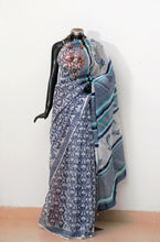 Load image into Gallery viewer, Hand Block Printed Saree