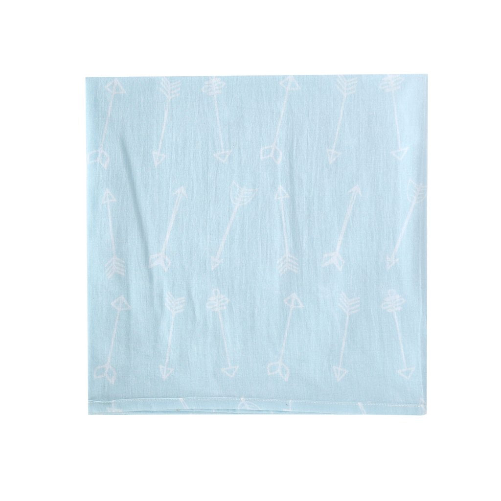 SWADDLE  ARROW   BLUE WHITE