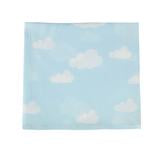 Swaddle Hand Block Printed Cloud Design
