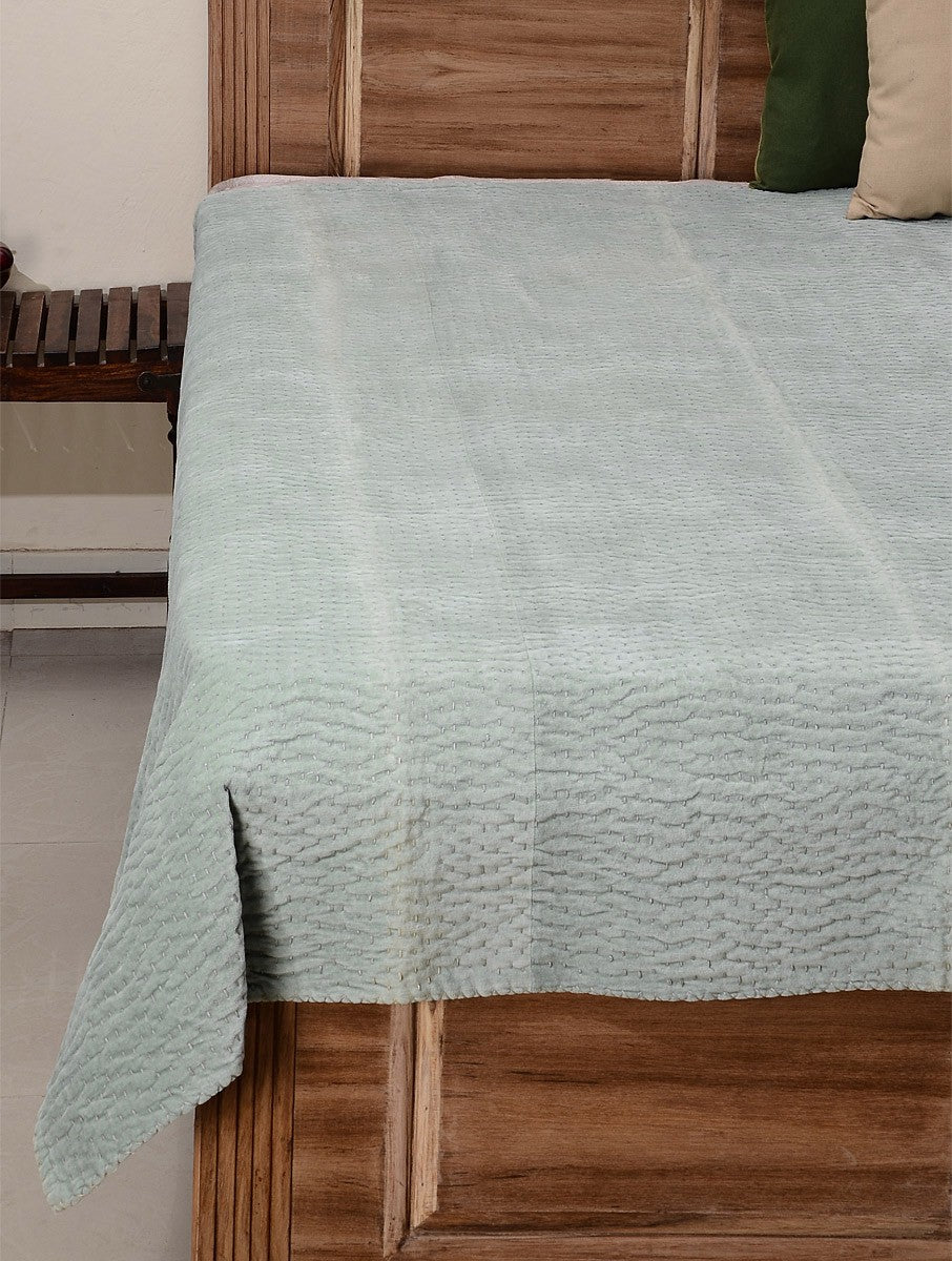 Kantha Work Cotton Bed Covers