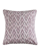 Load image into Gallery viewer, Ikat Cushion Cover Hand Block Printed Cotton