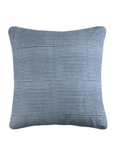 Load image into Gallery viewer, Stripe Cushion Cover Hand Block Printed Cotton