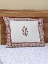 Load image into Gallery viewer, Pillow Cover Hand Block Printed Cotton