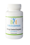 Allergy control enzymes dietary supplement