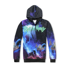 Load image into Gallery viewer, Rick and Morty Alien Hoodies [ Pullover Type ] - MVNIKHUB