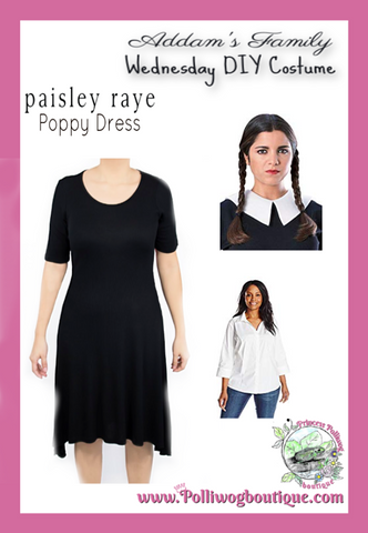 6 DIY Plus Size Halloween Costumes featuring the Paisley ...