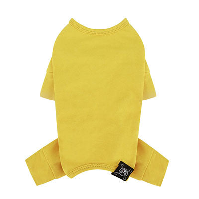 MAC Dog Onesies Yellow