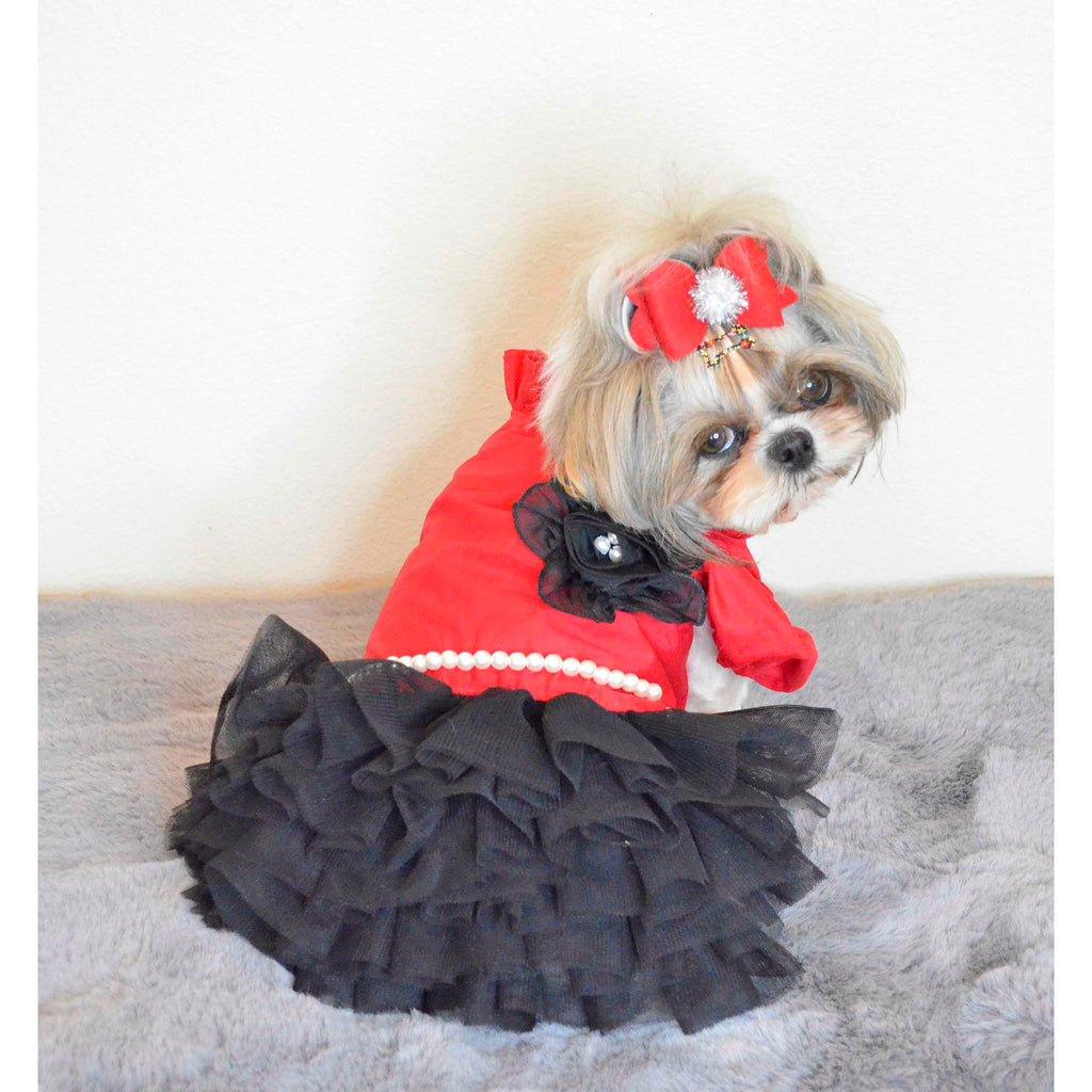 Love Pearl Tutu Dress
