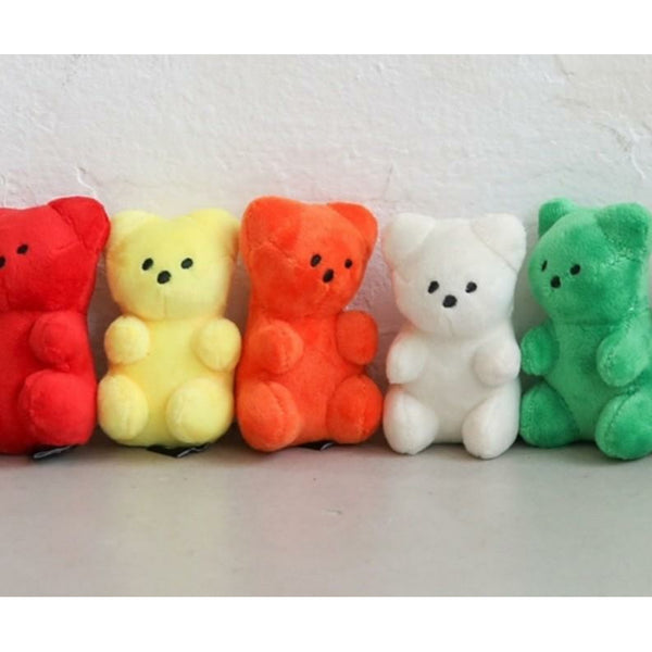 Jelly Bear Squeaker Toy