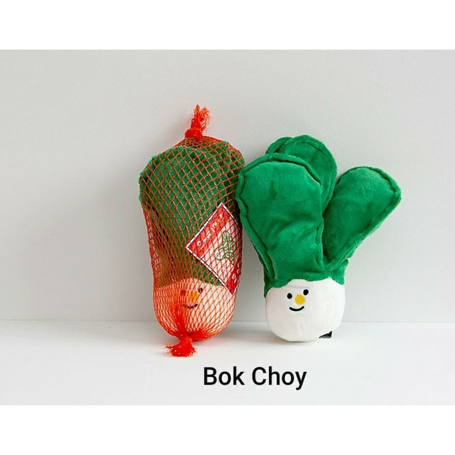 Bok Choy Dog Toy