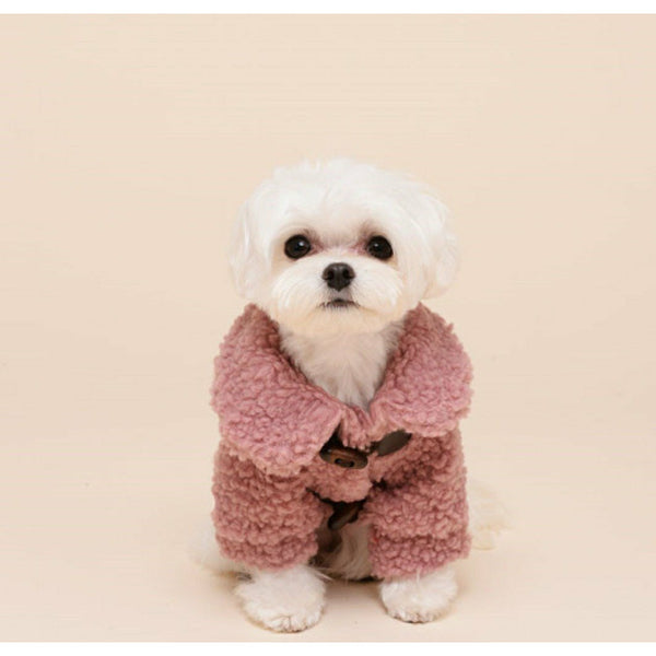Dumble Coat Pink