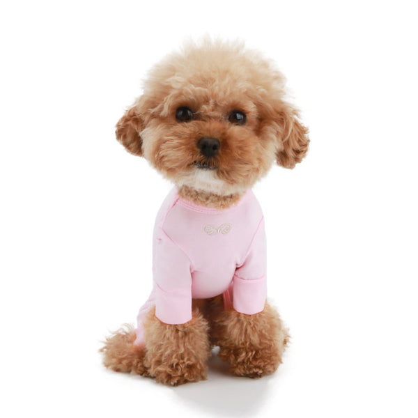 MAC Dog Onesies Pink