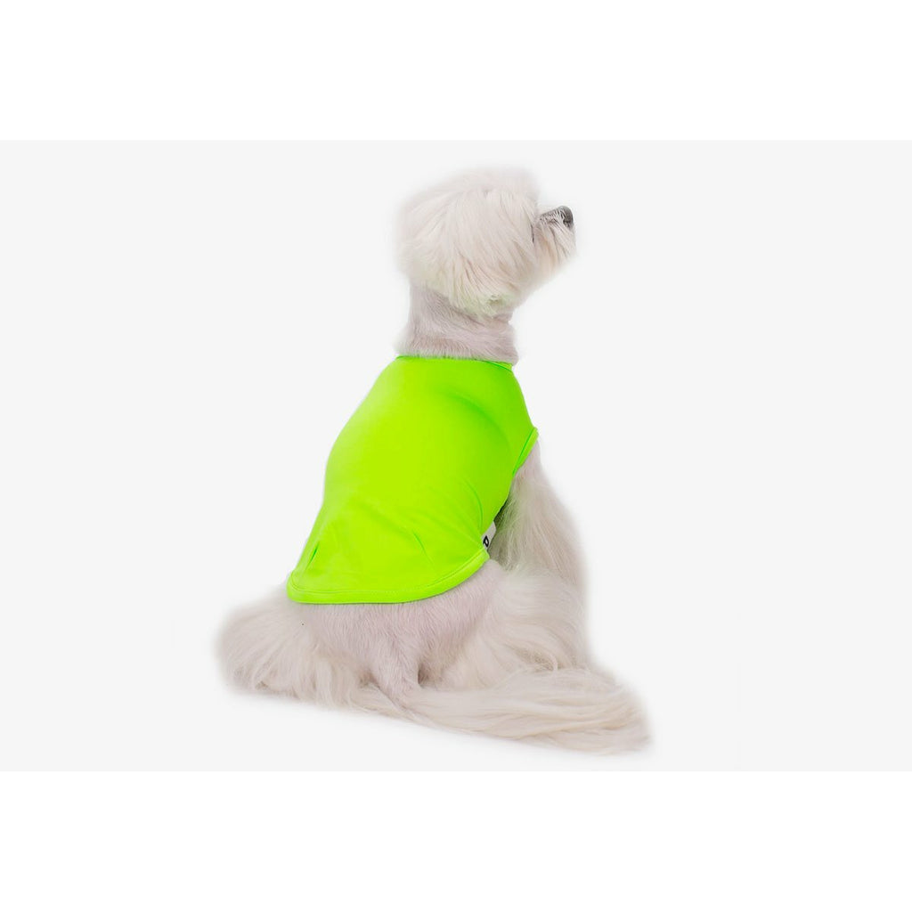 Cooling Tee Neon Green