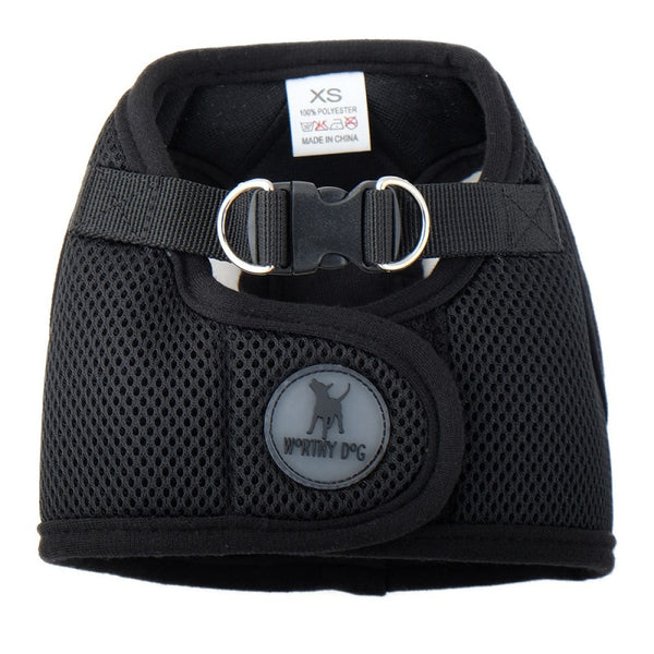 Sidekick Dog Harness Black