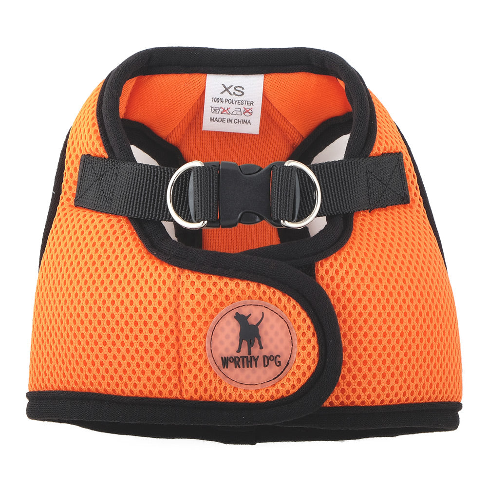 Sidekick Dog Harness Orange
