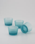 Silence glass/ bluegreen