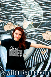 """Just BE!"" Short-Sleeve T-Shirt"