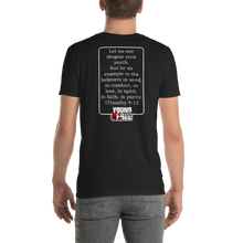 Load image into Gallery viewer, Young and Free Short-Sleeve Unisex T-Shirt