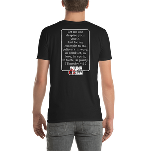 Young and Free Short-Sleeve Unisex T-Shirt