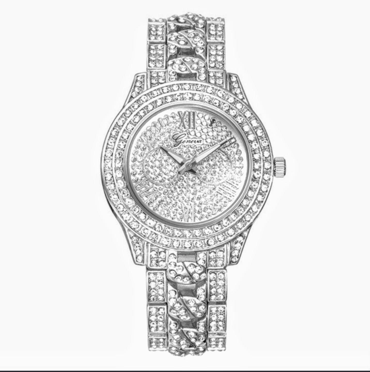 Ladies Bling Watches