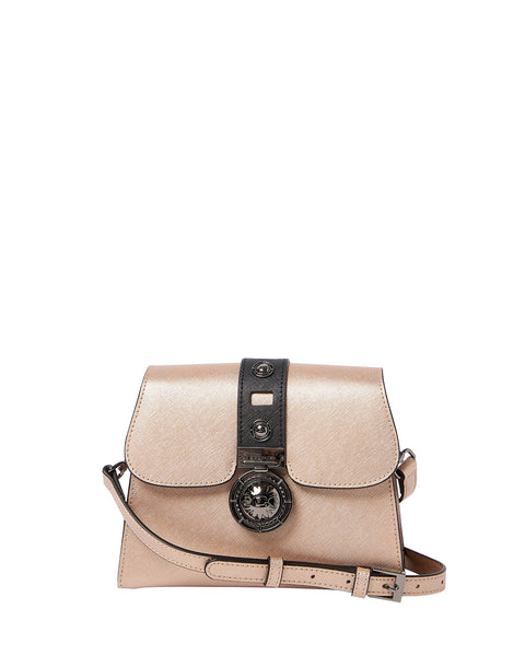 Gloria Crossbody Mini Bag <span>Rose Gold</span>