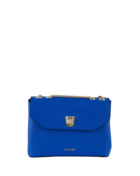 Mina Chain Strap Shoulder Bag <span>Cobalt</span>