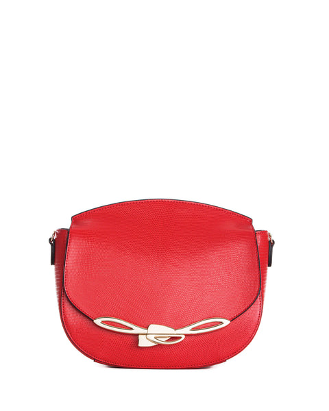 Aika Crossbody Bag <span>Red</span>