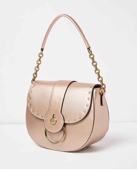Allegra Shoulder Bag <span>Rose Gold</span>