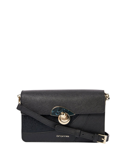 Caribe Crossbody Convertible Shoulder Bag <span>Black</span>