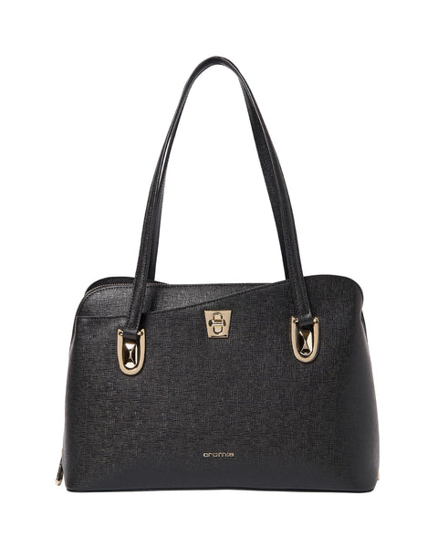 Mina Shoulder Bag <span>Black</span>