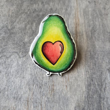 Load image into Gallery viewer, Avocado Love Pin