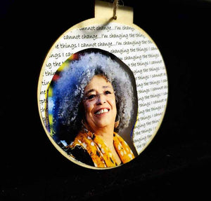 Holiday Activist Ornaments