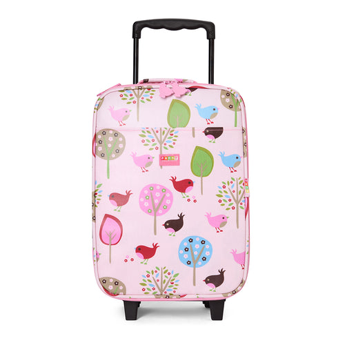 Penny Scallan Wheelie Case 2 wheel Chirpy Bird