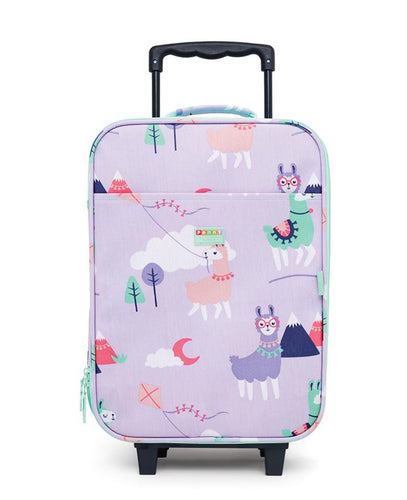 Penny Scallan Wheelie Case 2 Wheel Loopy Llama