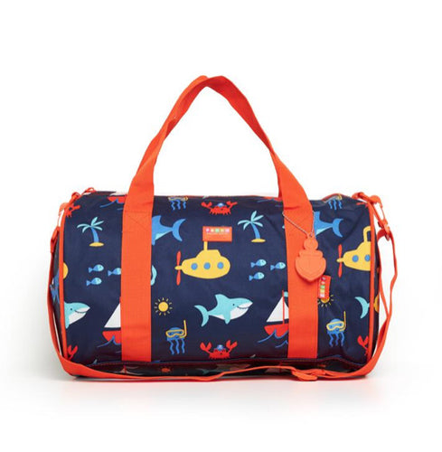 Penny Scallan Duffle Bag Anchors Away