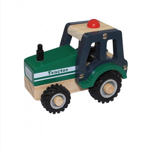 Toyslink Green Tractor